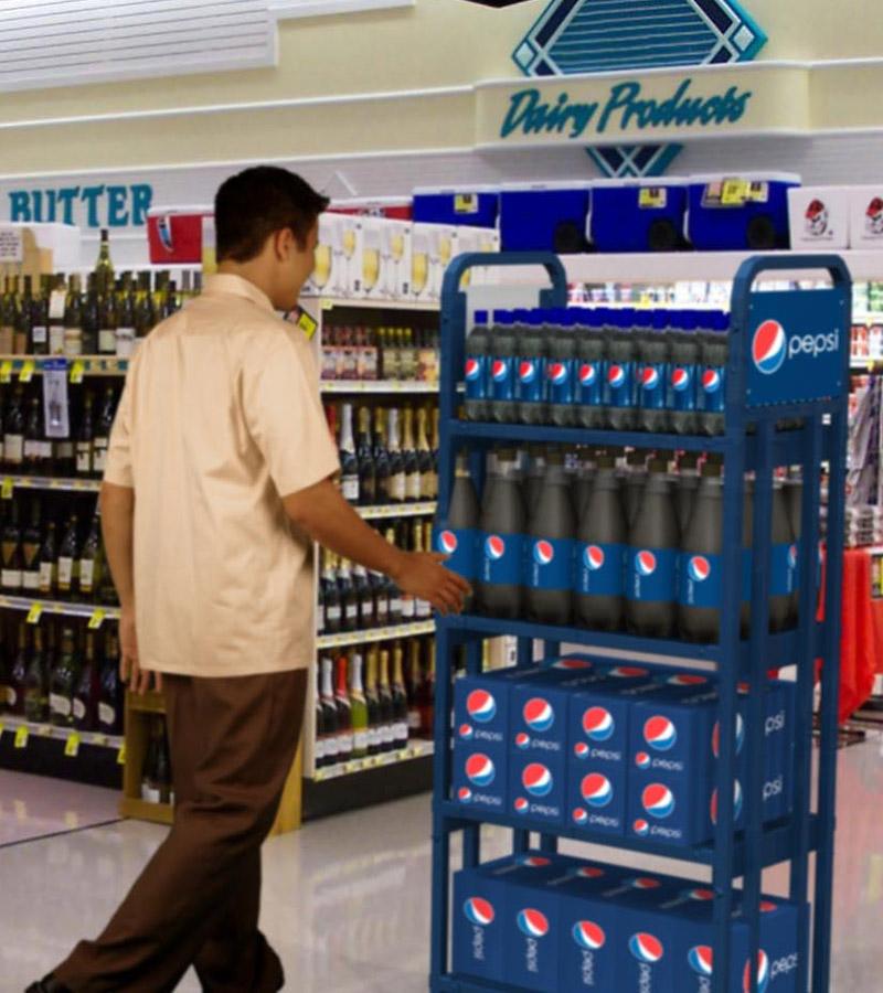 vulcan industries beverage display fixtures