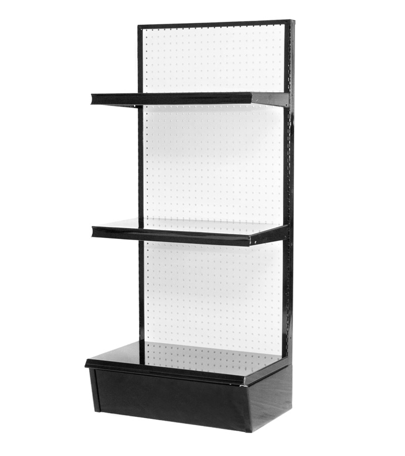 Vulcan Industries Gondola Shelving