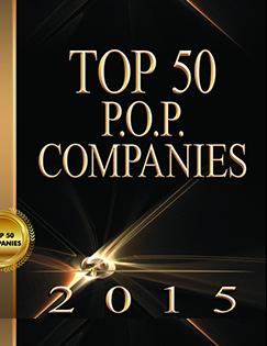 Vulcan Industries Top 50 POP Company