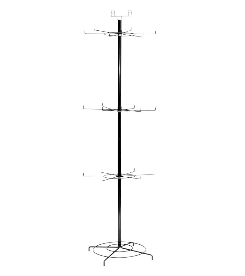Vulcan Industries Wire Spinner Display